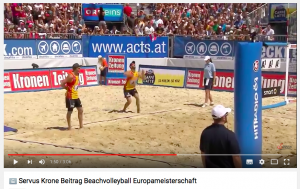 Beachvolleyball Europameisterschaft