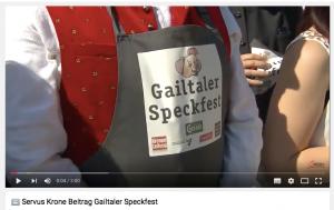 Gailtaler Speckfest